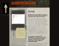 Graphical eHam.net Ham Radio Reviews