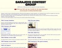 T9DX Sarajevo Contest Group  (ex. T9A)
