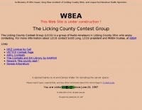 W8EA Licking County Contest Group