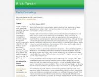 Rick Tavan - Radio Contesting