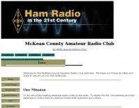 McKean County Amateur Radio Club
