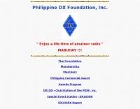 Philippine DX Foundation, Inc.