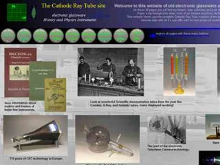 The Cathode Ray Tube site