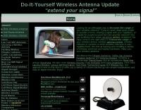Do-It-Yourself Wireless Antennas