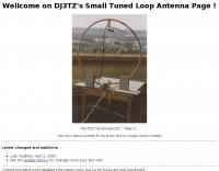 Small Tuned Loop Antenna