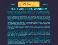 The Carolina windom antenna