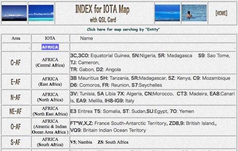 IOTA maps