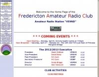 Fredericton Amateur Radio Club Inc.