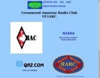 VE1ARC VE1WN Greenwood Amateur Radio Club