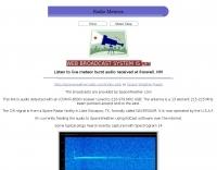 Listen to Radio Meteors live