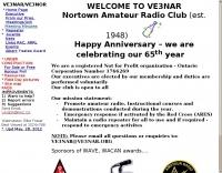 VE3NAR Nortown Amateur Radio Club