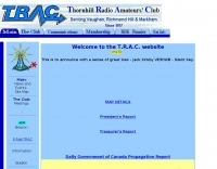 The Thornhill Radio Amateurs' Club