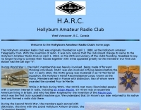 HARC Hollyburn Amateur Radio Club
