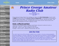 Prince George Amateur Radio Club