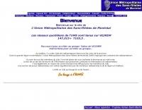 UMS Union Métropolitaine des Sans-filistes de Montréal
