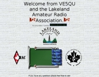 VE5QU Lakeland Amateur Radio Association