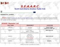 South East Alberta Amateur Radio Club