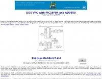 Signal Generator VFO