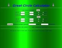 Great Circle Calculator
