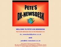 DX Newsdesk