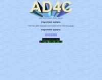 AD4C Web Page