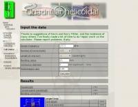 Quadrifilar helicoidal calculator