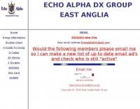 Echo Alpha Int. DX Group