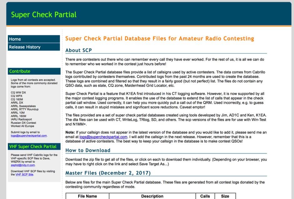 Super Check Partial Database Files