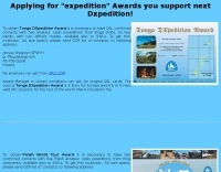 Tonga DXpedition Award