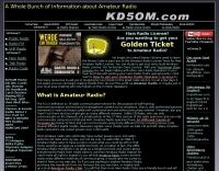 KD5OM Amateur Radio Station