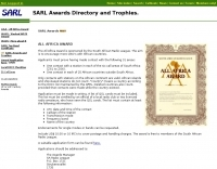 ZS South African Radio League Awards