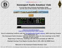 W0BXR Davenport Radio Amateur Club