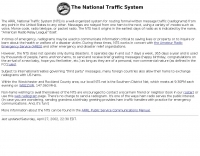 The National Traffic System