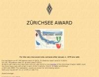 Zurichsee DX  Award
