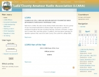 Lake County Amateur Radio Assocation (LCARA)