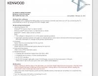 TS-2000/B2000 Memory Control Program
