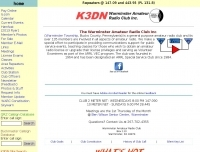 K3DN, Warminster Amateur Radio Club