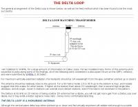 The Delta Loop