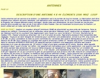 4X44 elements 2300 Mhz Loop Antenna