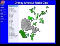 Orkney Islands Maps