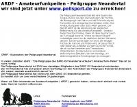 ARDF - Peilgruppe Neandertal
