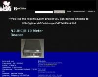 N2UHC/B 10 Meter Beacon