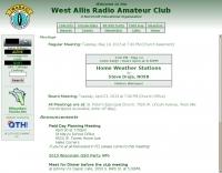 West Allis Radio Amateur Club, Inc