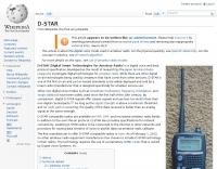 D-STAR - Wikipedia