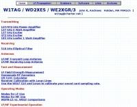 W1TAG  WD2XES  WE2XGR/3
