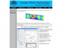 Online Microwave Filter Design and Analysis