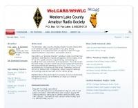 WeLCARS - Western Lake County Amateur Radio Society