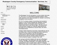 Muskegon County Emergency Communication Service