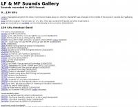 LF Sound Gallery