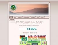 5T5DC Mauritania 2008